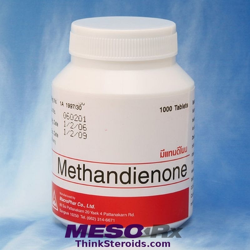 Dianabol (methandienone)