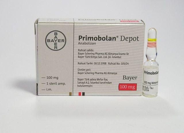 Primobolan Depot (Methenolone Enanthate)